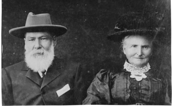 Richard Hapgood and Jane Wearing photo