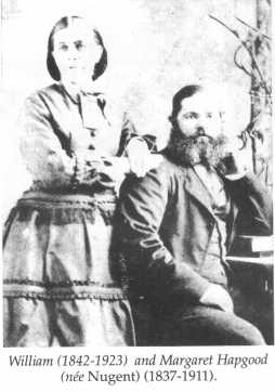 William Hapgood and Margaret Nugent