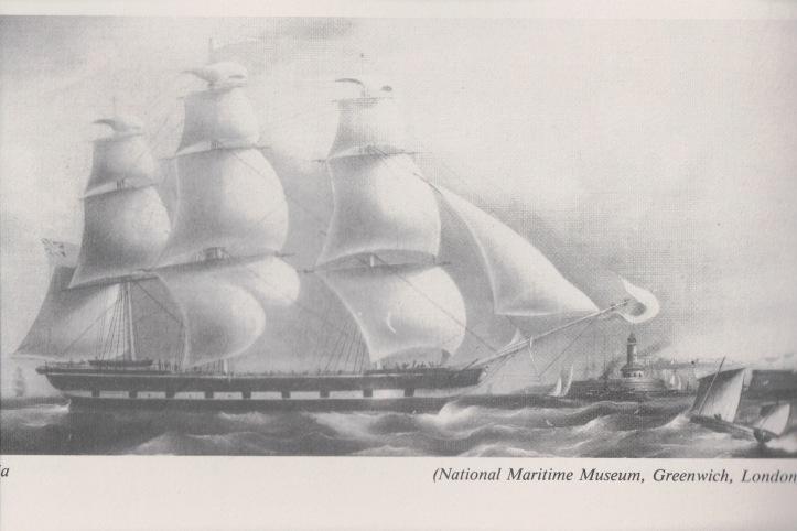 Australia ship