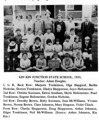 hapgood olga kin kin state school 1930